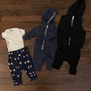 Other - 0-3 month outfits